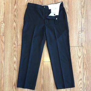 Brooks Brothers 346 Wool Navy Blue Dress Pants